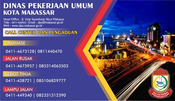 Dinas Pekerjaan Umum Kota Makassar